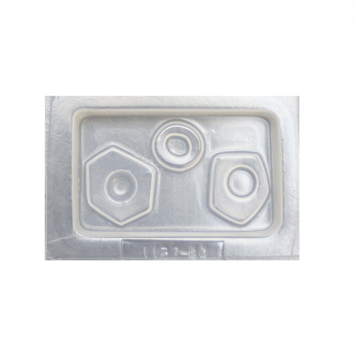 Resin Mould - Abstract Shapes - 3 in 1