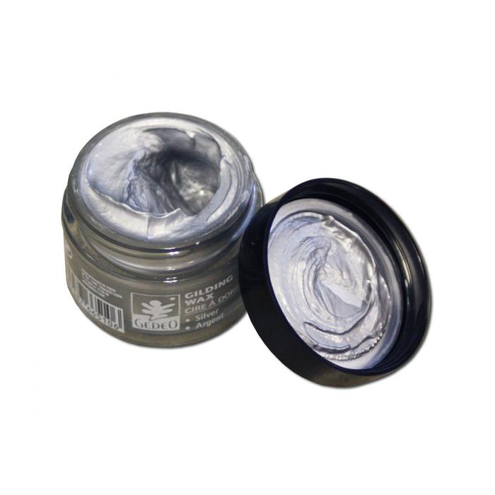 Gilding Wax - Silver
