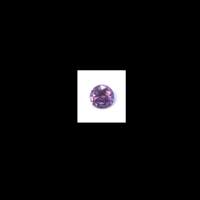 Lab Created Gemstone - Amethyst Round