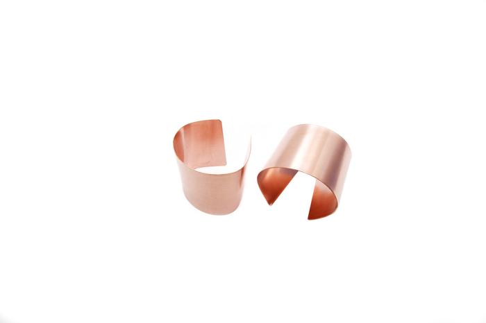 Copper Drying Form - Bracelet - Set of 2