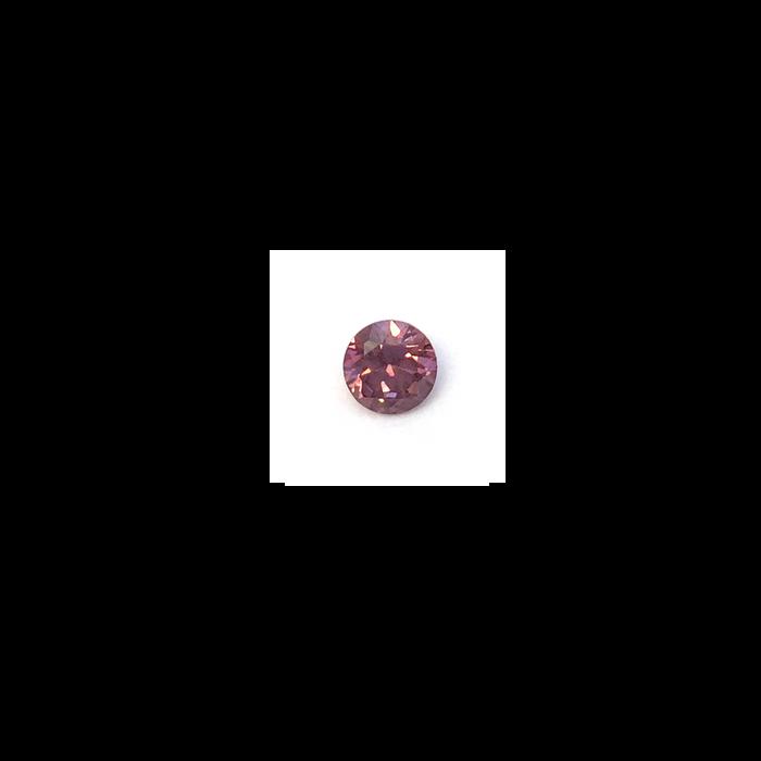 Lab Created Gemstone -Smoke