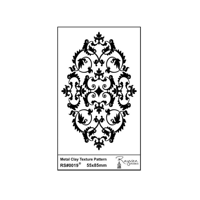 RS Laser Texture Paper - French Decor