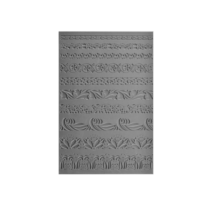 Jewellery Artist Elements Texture Sheet - Arts & Crafts - Borders