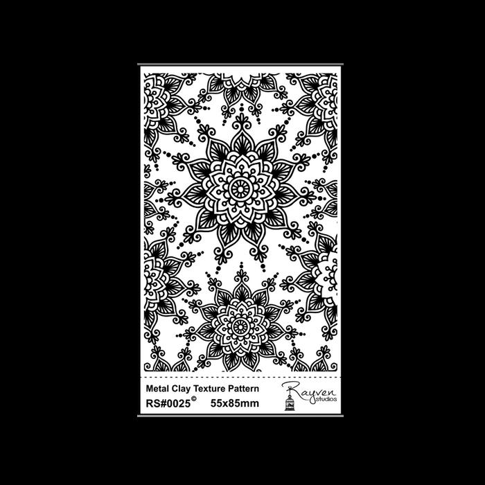RS Laser Texture Paper - Mandala