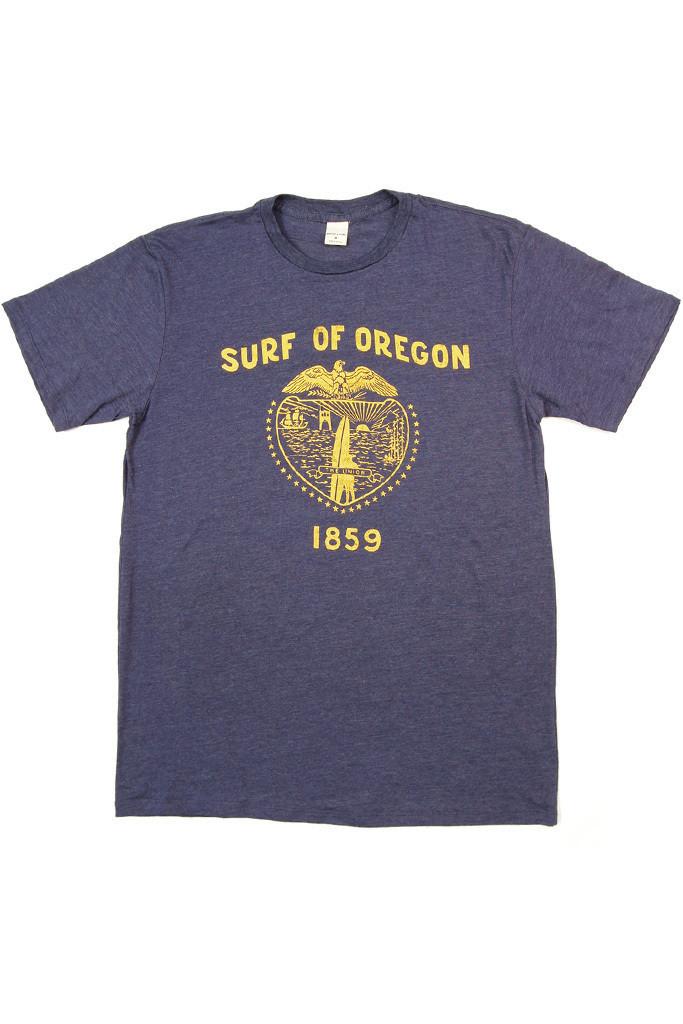 Surf of Oregon Tee