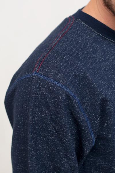 Columbiaknit Navy Sweatshirt
