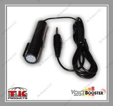 VoiceBooster Dual Tie-Clip Handheld Microphone (Aker)