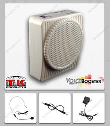 VoiceBooster MR1508 (Aker) 10watt Voice Amplifier -White