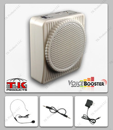 VoiceBooster MR1508 (Aker) 10watt Voice Amplifier -White