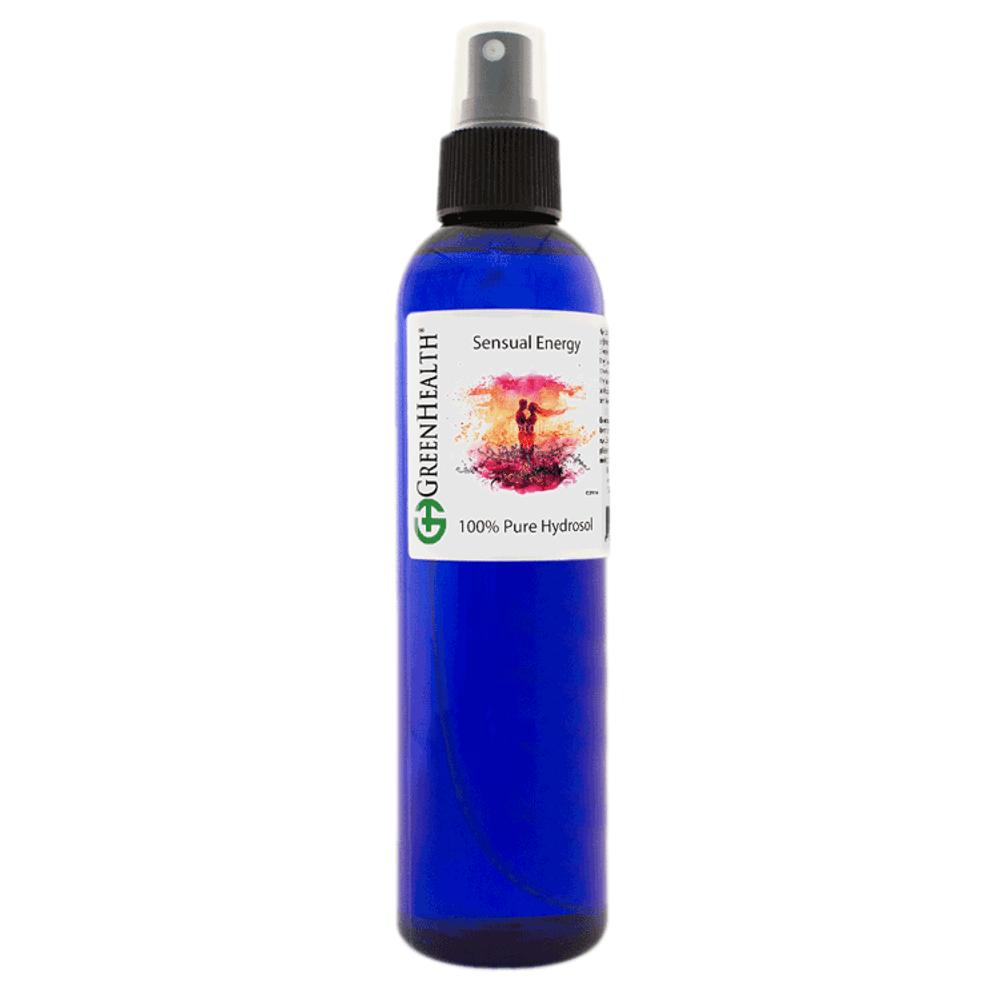 Sensual Energy pure hydrosol 8oz