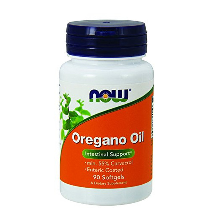 Oregano Oil Softgels, 90 Softgels - NOW Foods