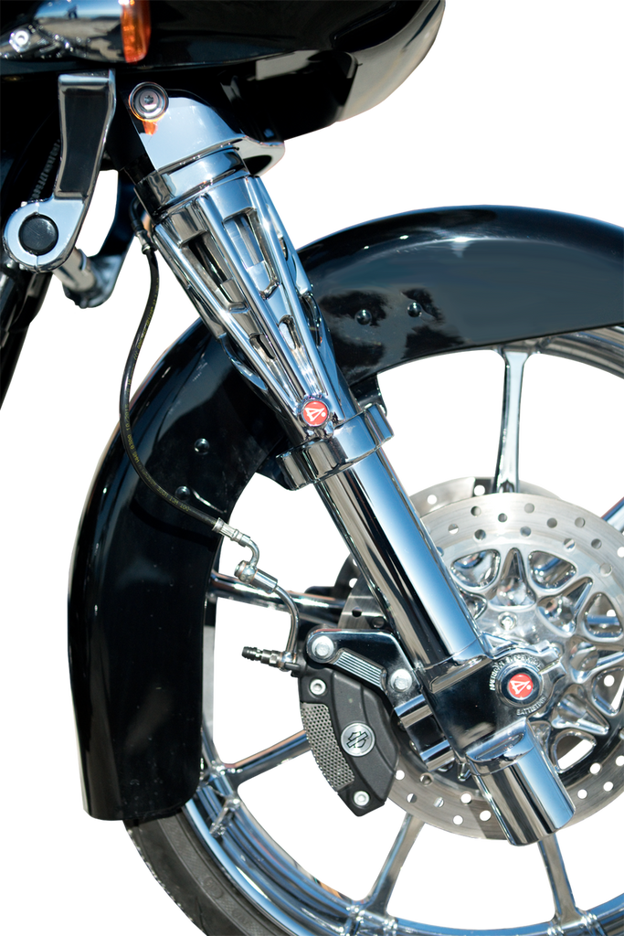 Leading Axle Fork Legs for Harley Touring Models with 23″ Wheel (2014-2017 Model)