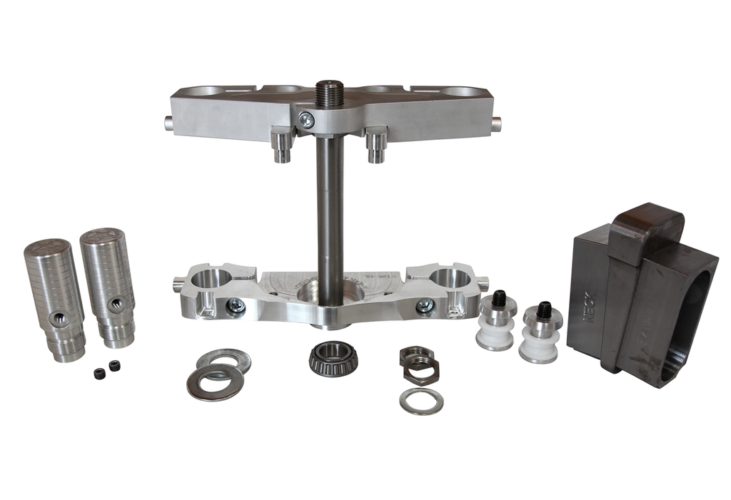 """30"""" Wheel Easy Weld In WEDGE Kit for 2014 to Current Harley-Davidson Touring"""