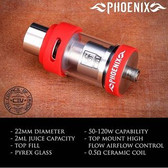 Phoenix Tank By Council of Vapor  (MSRP $45.00)