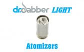 Dr. Dabber Ceramic Light Atomizer - (Single) (MSRP $18.00)