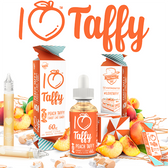 I LOVE TAFFY 60ML BY MAD HATTER (MSRP $30.00)