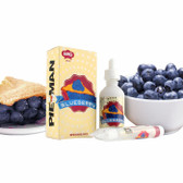 BLUEBERRY PIE BY PIE MAN 60ML WITH 2x15ML UNICORN BOTTLES (MSRP $27.00)