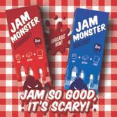 JAM MONSTER E-JUICE 100ML *DROP SHIPS* (MSRP $32.00)