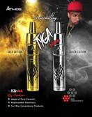 Tyga X Shine Kiln RA Kit - Gold Edition (MSRP $120.00)