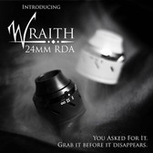 Council of Vapor Wraith 24mm Atomizer (MSRP $40.00)