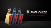 Smok H-Priv Pro 220W TC Kit With Big Baby Tank (MSRP $85.00)