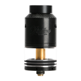 Limitless Gold RDTA 25mm - Black - Interchangeable Decks Capable (MSRP $45.00)