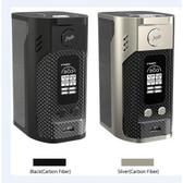 Wismec Reuleaux - RX300 Carbon Fiber Series - TC BOX MOD (MSRP $100.00)