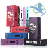 TugLyfe DNA 75W Box Mod by Flawless (MSRP $140.00)