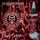Murdered Out by Comp Lyfe 60mL E-Liquid (MSRP $25.00)