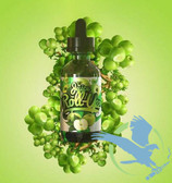 Juice Roll Upz Green Apple E-liquid  60ML (MSRP $25.00)