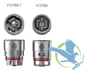 SMOK V12-RBA/RBA-T For TFV12 (MSRP $12.00)