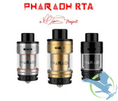 Digiflavor Pharaoh RTA - 4.6ml By Rip Trippers (MSRP $45.00)