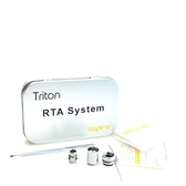 Aspire Triton RTA System (MSRP $13)