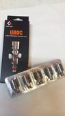 GeekVape Aeolus UBDC Ceramic Coils 5pk (MSRP $20.00)