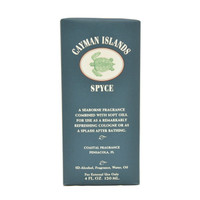 Coastal Fragrance Cayman Islands Spyce Cologne with Free Sprayer Applicator