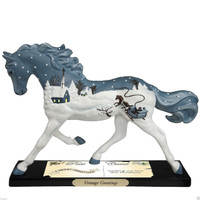 Vintage Greetings - Painted Ponies