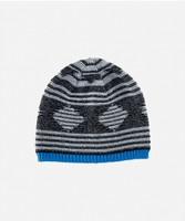 Kid's Youth Navajo Intarsia Beanie 8-12 Years