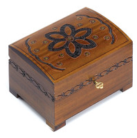 Foral Pattern Chest