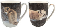 Fox Mugs - McIntosh China