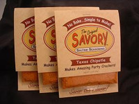 Savory Saltine Seasoning 3pk Texas Chipotle