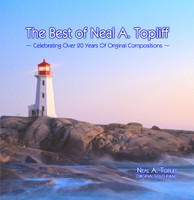 "Neal A. Topliff, ""The Best of Neal Toliff"" CD"