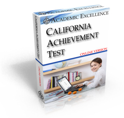 Online california achievement test cat fandeluxe Images