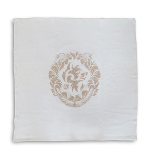 """Year of the Earth Dog 2018"" Tea Towel"
