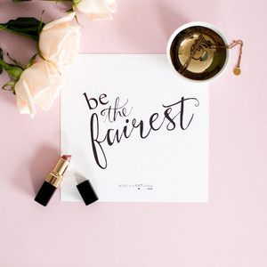 Be The Fairest