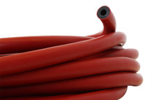 Rubber, 3-Prong HD Rubber - Red, sold per foot