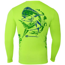 Lawai'a UV+ Mahi-Mahi (Long Sleeve)