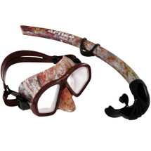 Apnea Camo Brown Combo