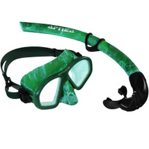 Apnea Camo Green Combo