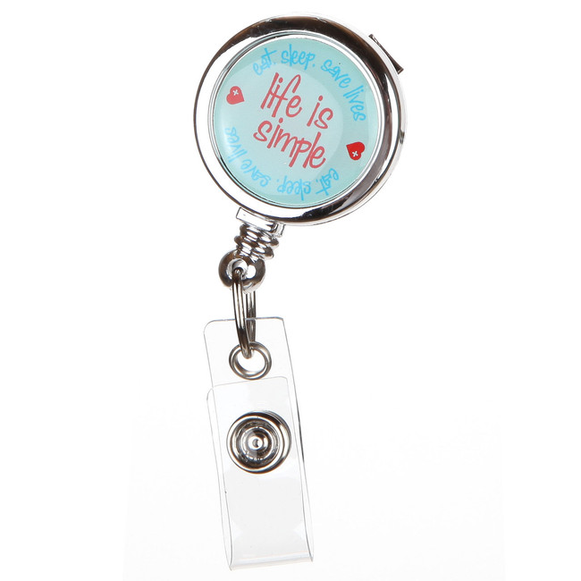Life is Simple Badge Reel