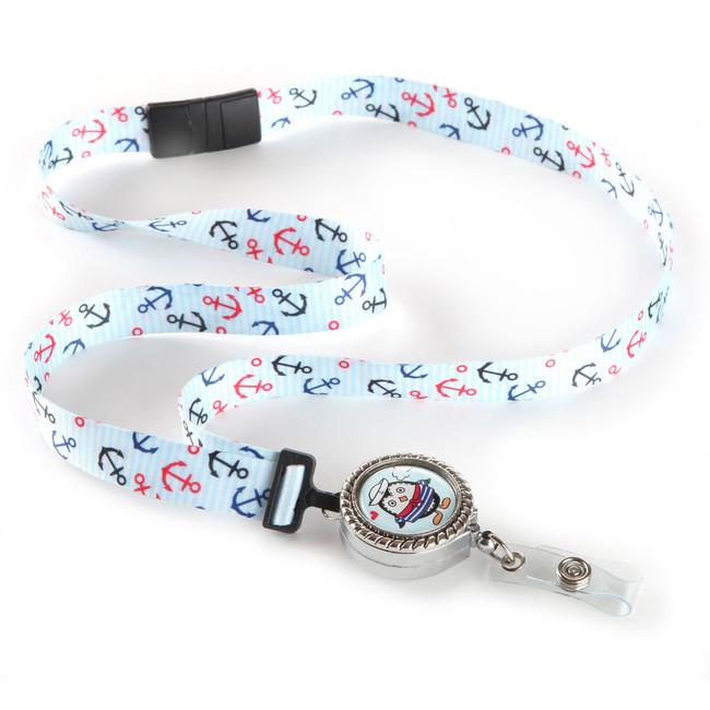 Sailor Ribbon Lanyard